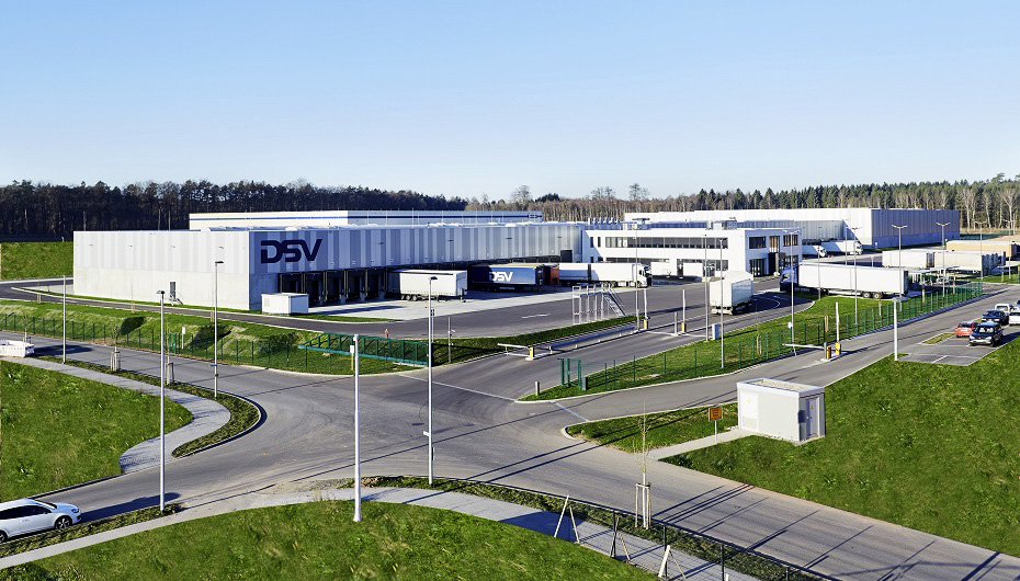 DFI News European Distribution Centre BC